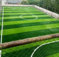黃江樓頂足球場