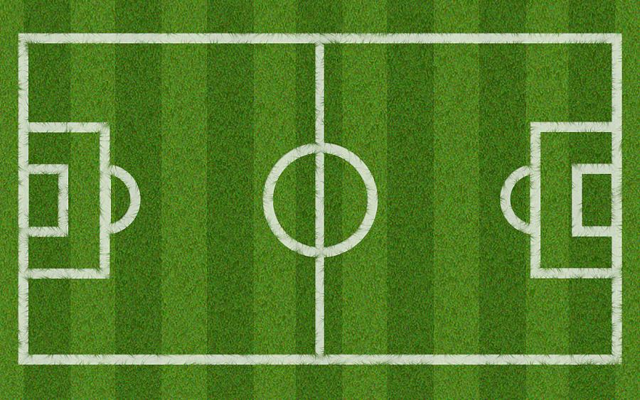 七人制人造草足球场